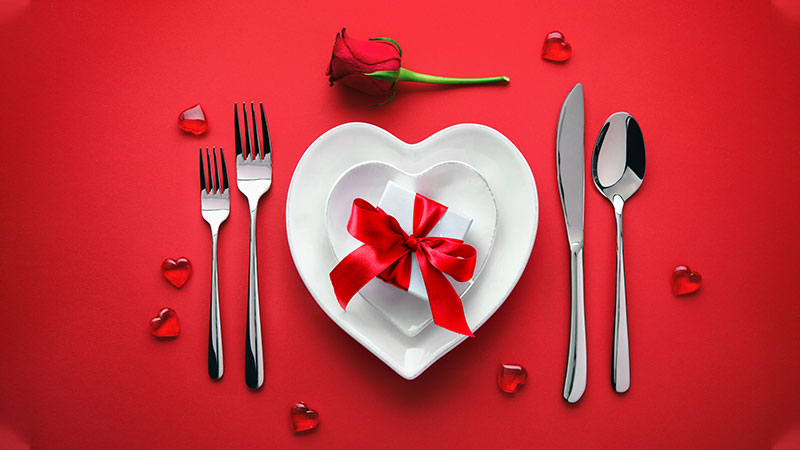 Valentine Day Menu